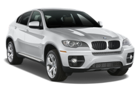 BMW X6 4X4 AUTO