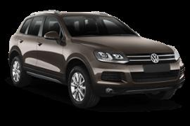 VW TOUAREG 4X4