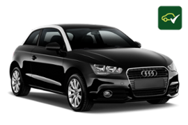 AUDI A1 GUARANTEED