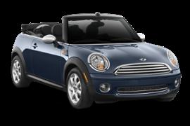 MINI COOPER CONVERTIBLE AUTO